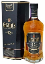 Picture of WHISKY GRANTS 12 ANOS, 0,70