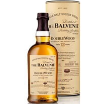 Picture of BALVENIE 12 ANOS DOUBLE WOOD